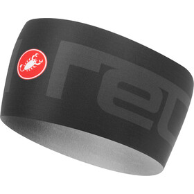 Castelli Viva 2 Thermo Headband light black